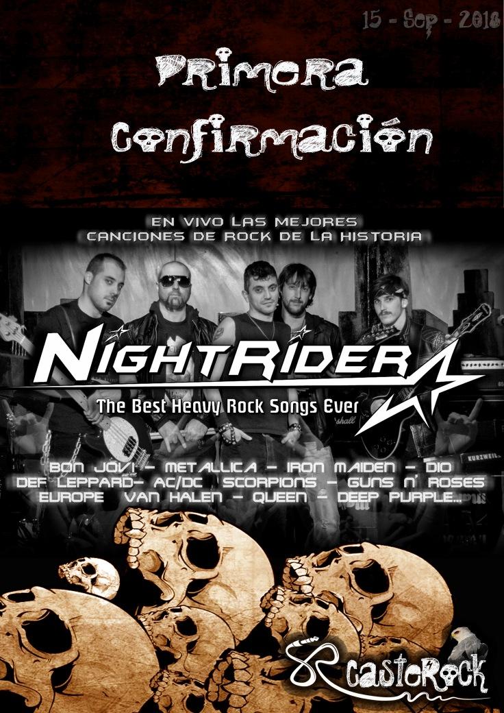 Confirmacion nightrider